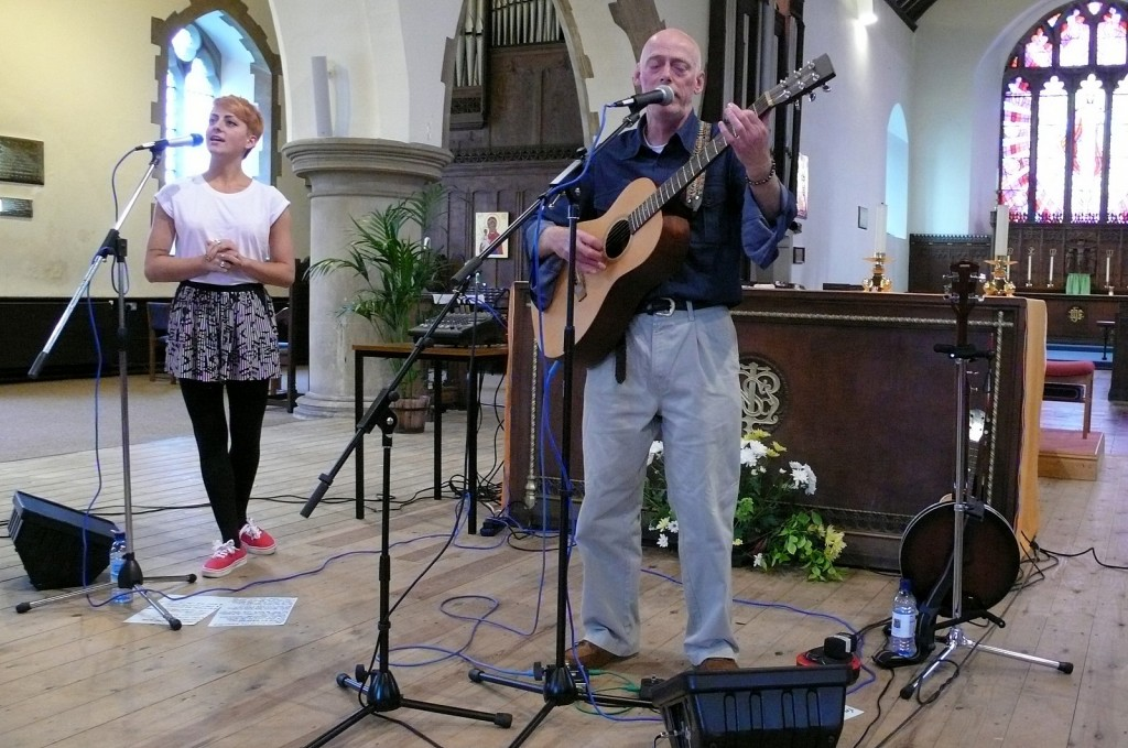 Brecon Folk Festival